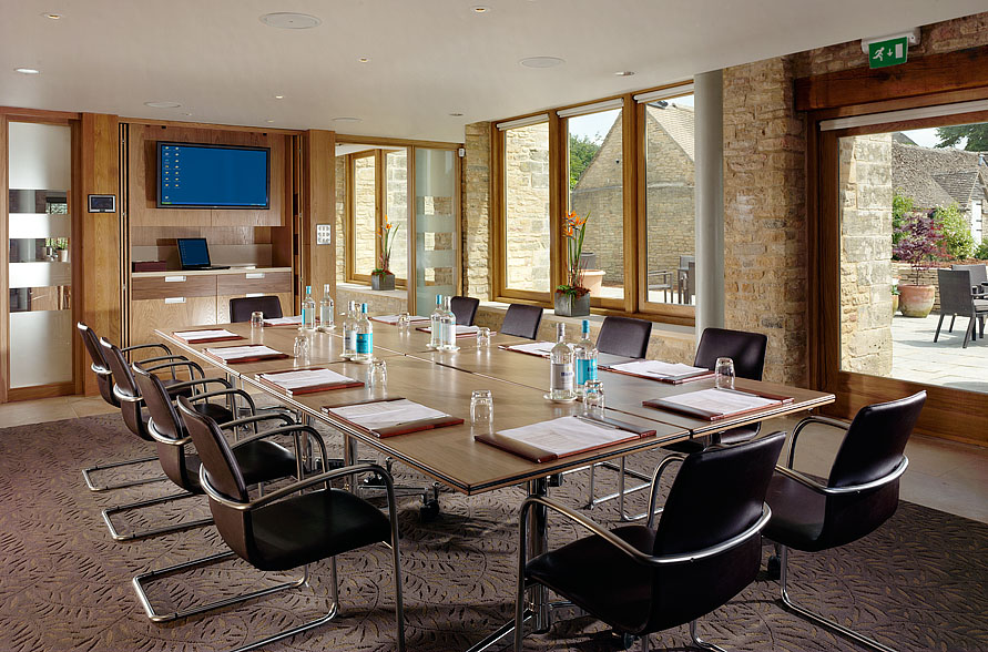 The Barn at Calcot Henry Room Boardroom - Where We Meet