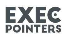 ExecPOINTERS logo - ExecINSIGHT