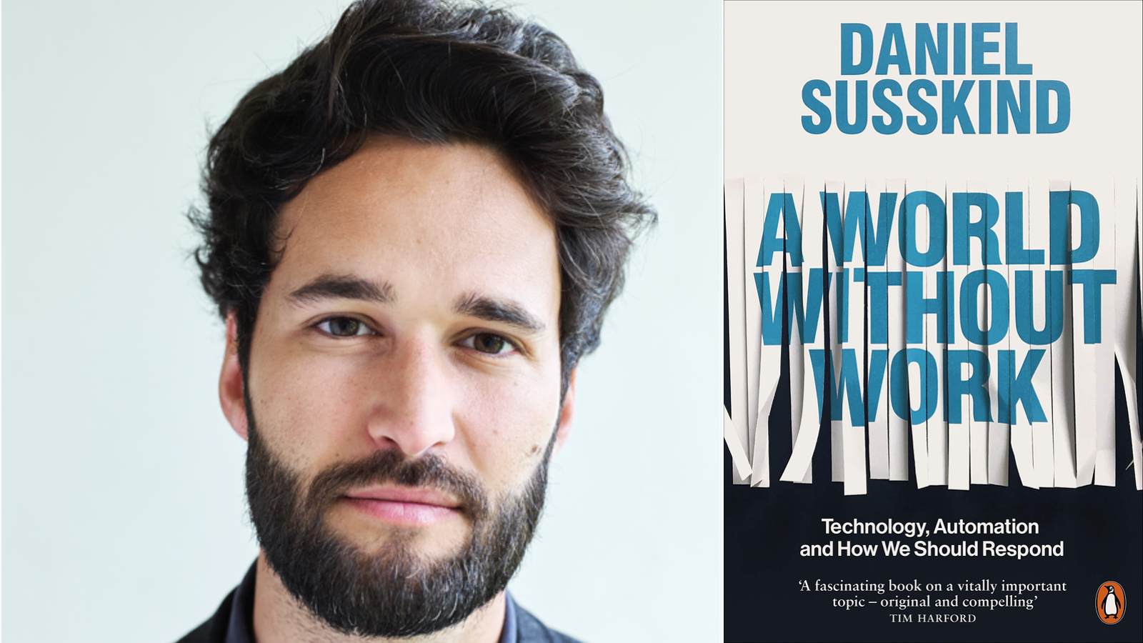 A WORLD WITHOUT WORK fer website - A WORLD WITHOUT WORK, Daniel Susskind 13-Apr-21